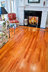 Engineered American Cherry Flooring