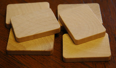 Miniature Cutting Boards $2.99 for set of 6