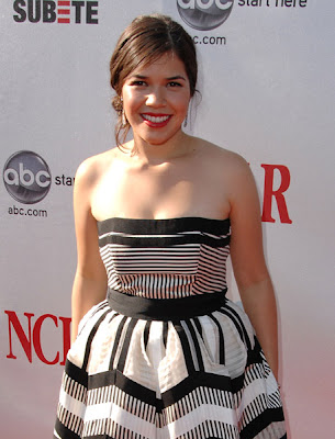 america ferrera hot pics. 2011 America Ferrera: Hot Dog!