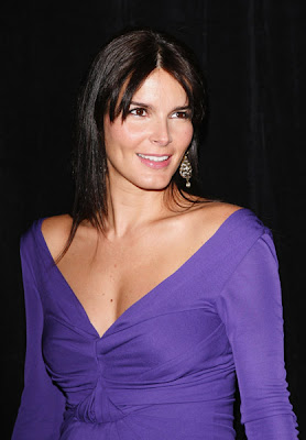 who is angie harmon
