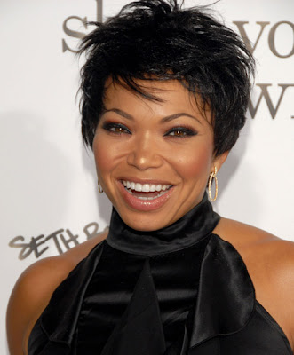 Am Truly Impress With Tisha Campbell Fashion And Hair Choices Lately