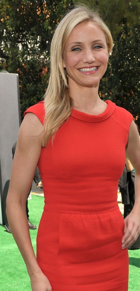 cameron diaz mask red dress. dresses dress: Cameron Diaz