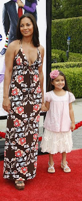 Salli Richardson Whitfield And Her Daughter Parker Attended The