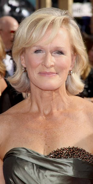 Glenn Close just gets better with time. She looks regal in this amazing ...