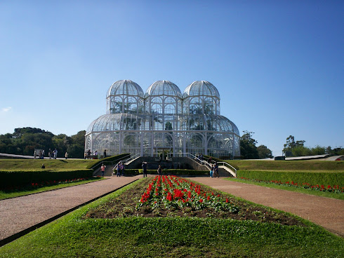 Jardim Botânico-Curitiba-PR Brasil