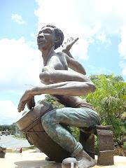 Skulpture By David Aponte Resto