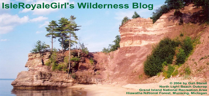 IsleRoyaleGirl's Wilderness Blog