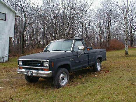 Ford Ranger 4x4. 1998 Ford Ranger Grill,