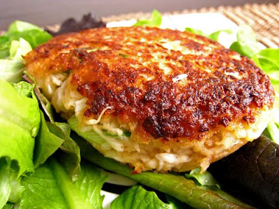 Food As A Lens: Maryland Food: You've Got to Try the Crab Cakes!