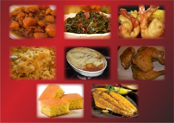 Asian influences on soul food for African american cuisine soul food