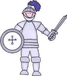 Knight01 Era uma vez... para crianças