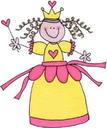 Princess05 Era uma vez... para crianças
