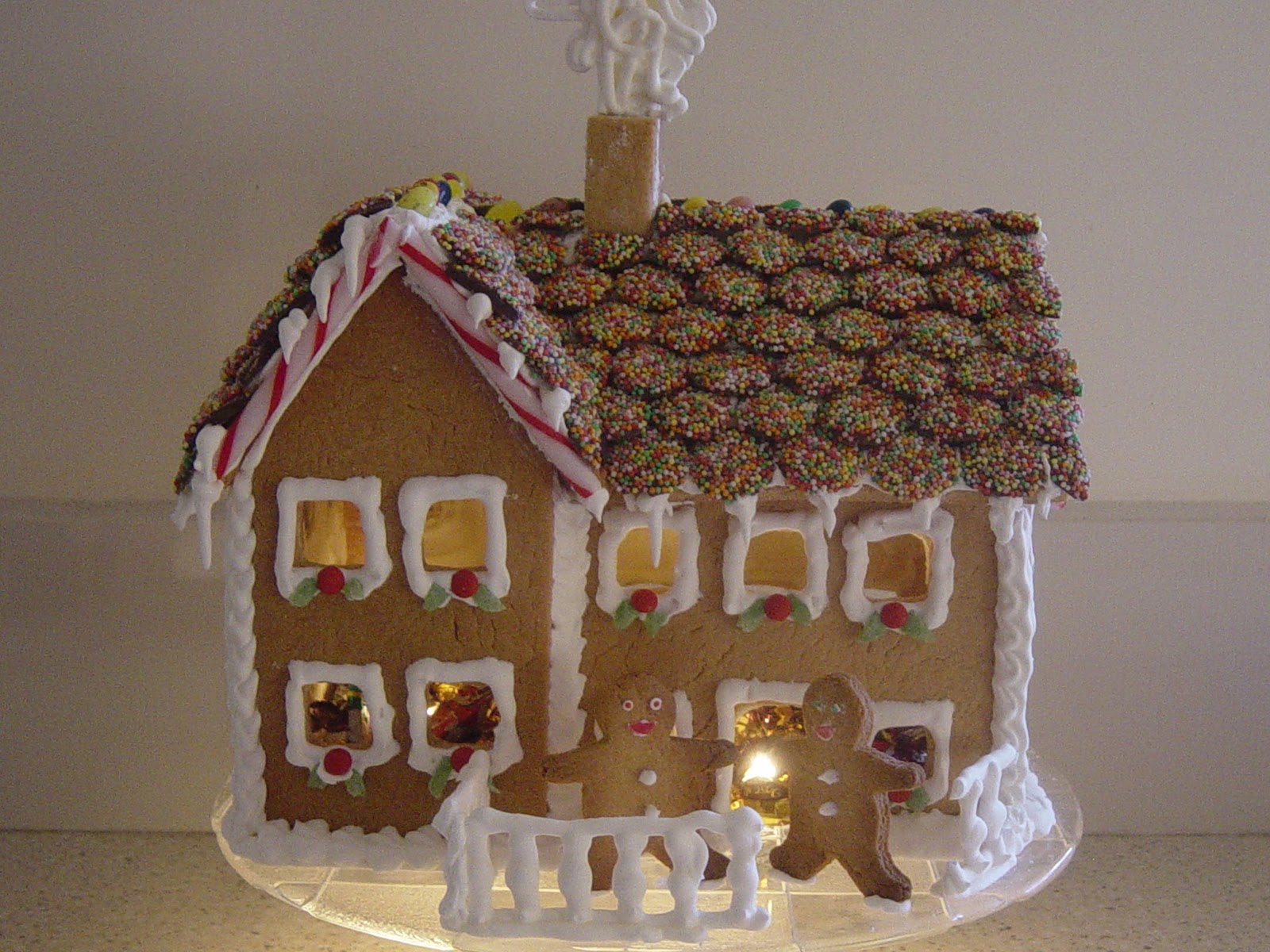 howtocookthat cakes dessert chocolate gingerbread house recipe howtocookthat cakes. Black Bedroom Furniture Sets. Home Design Ideas