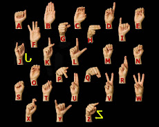 We use ASL in our classroom!