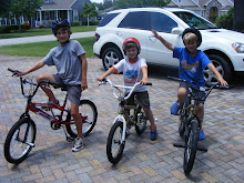 Neighborhood Bicycle Gang!