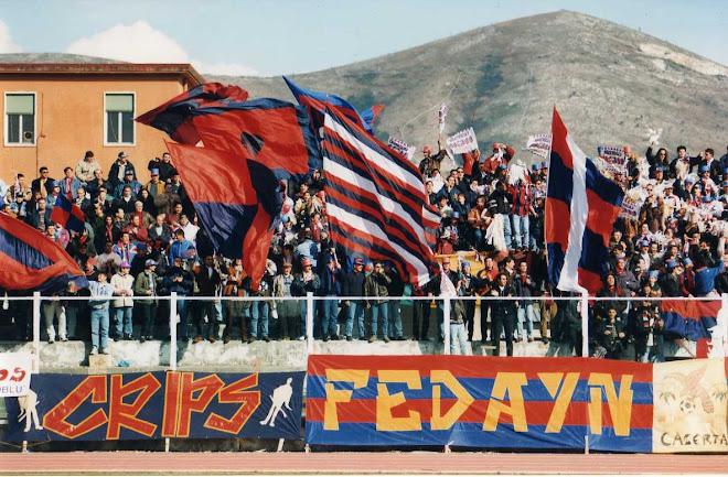 96/97 bandiere al vento