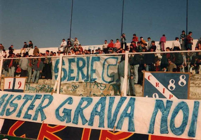 "93/94 le prime ""pezze"" crips"
