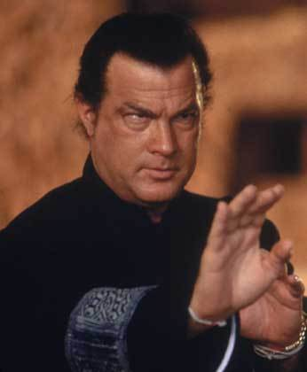 same plot line-steven seagal movies