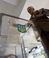 Eleições presidenciais na Ucrânia