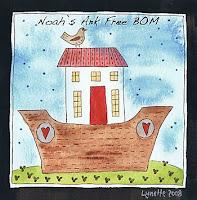 Lynette Anderson's Noah's Ark BOM