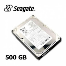 HD 500 GB SEAGATE