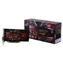 PLACA DE VIDEO XFXFORCE ATI RADEON 5770 1GB DDR5