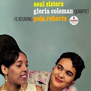 gloria coleman - soul sisters impulse a-47