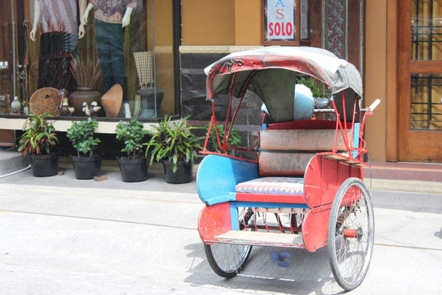Becak Traditional Solo