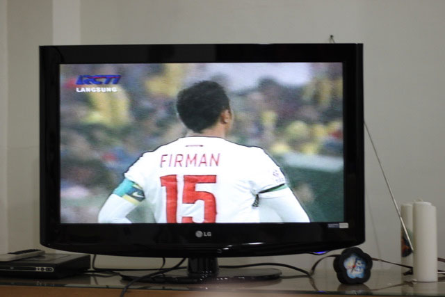 Indonesia vs Malaysia AFF CUP