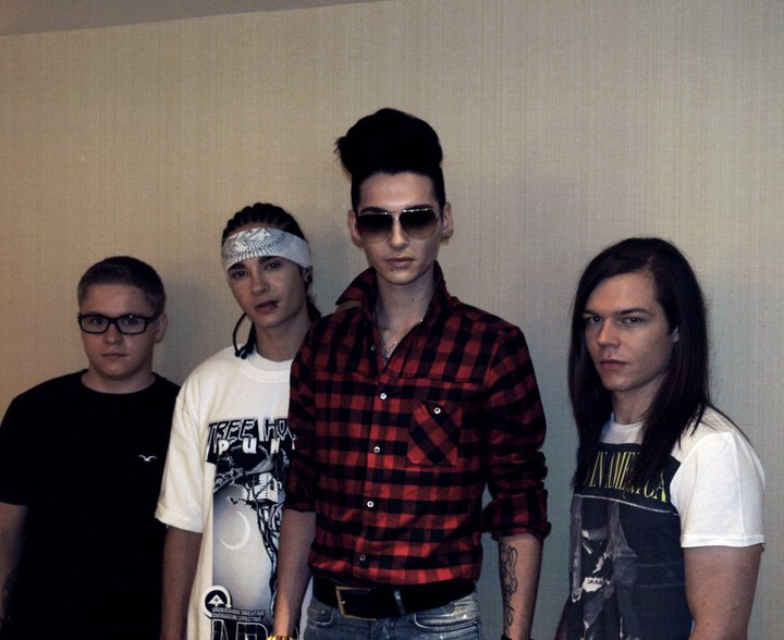 Mexico want TOKIO HOTEL!