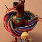 La extraña forma que tiene Scooby Doo de hacer collares con escubidú