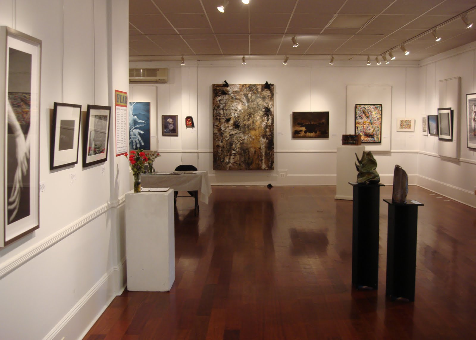 Art Gallery Interior Design