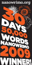 Winner of NaNoWriMo 2009