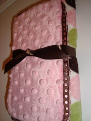 Wipe case and Burp cloth Gift Set