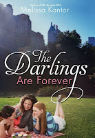 book cover of The Darlings are Forever by Melissa Kantor