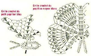 kelebek+motifi 6%C5%9Fema Kelebek Motifleri   Dantelden Kelebek Yapımı ( Şemalı)