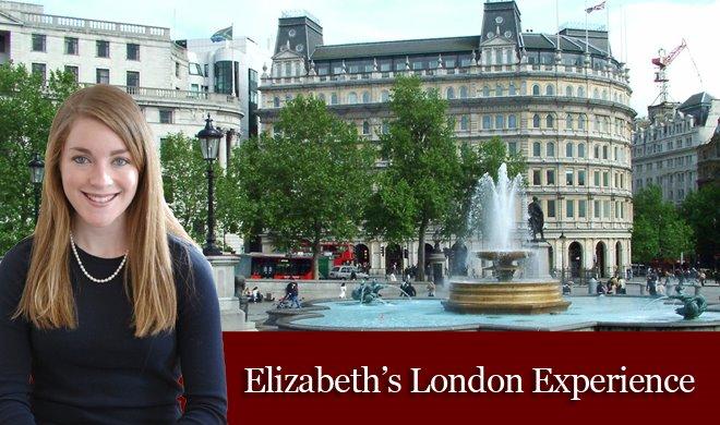Elizabeth's London Experience