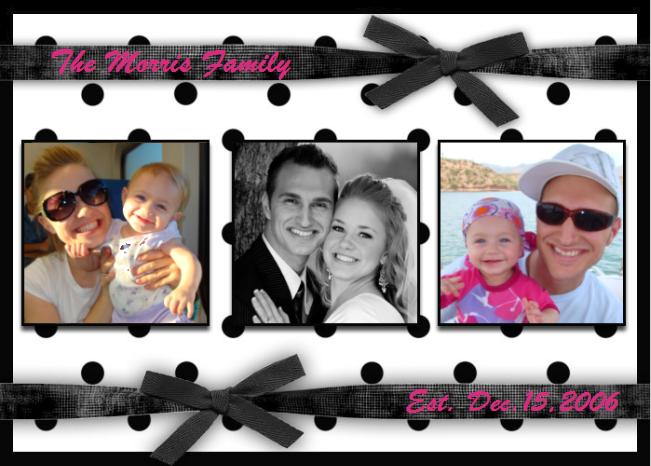 Morris Family Blog | Families Are Forever