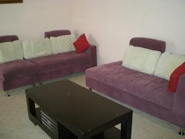 Ruang Tamu Suite Deluxe