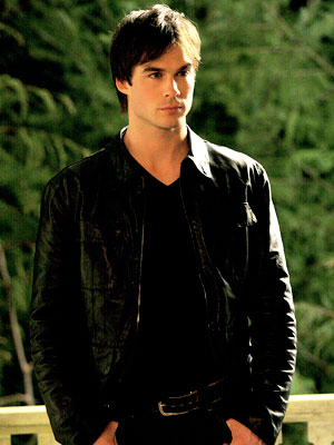 Hunk Hunted: The Vampire Diaries' Ian Somerhalder aka Damon Salvatore
