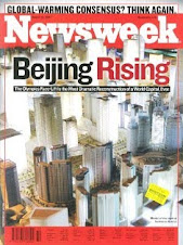 Beijing rising - NewsWeek, August 13, 2007