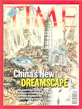 China on the move - Time - May 3, 2004