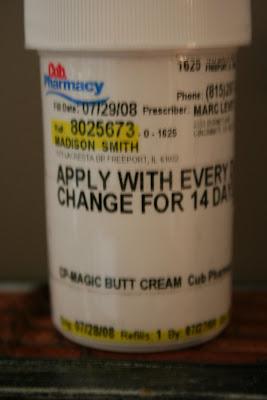 Magic Butt 32