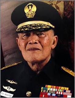 Biografi Jendral A.H Nasution, Jendral A.H Nasution