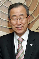 Biography Ban Ki Moon - UN Secretary-General