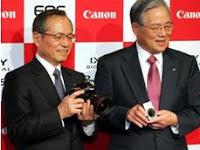 Biografi Yoshida Goro - Pendiri  Perusahaan Canon
