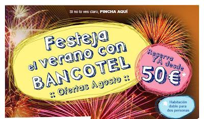 Promoções de Hospedagem: Bancotel