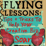 Flying Lessons with kelly Rae Roberts
