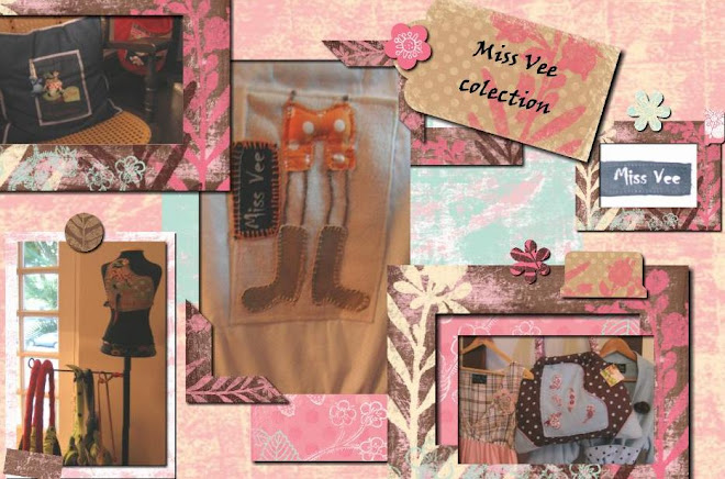 Miss Vee  brinquedo de vestir