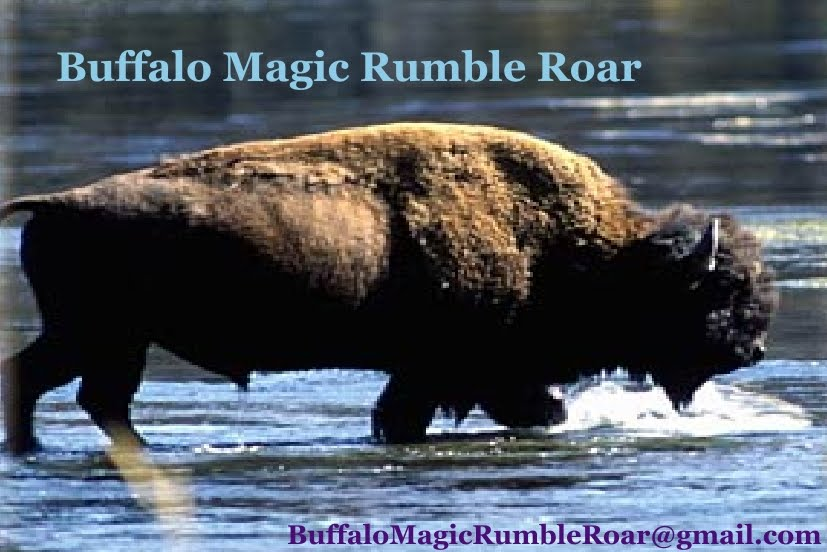 Buffalo Magic Rumble Roar